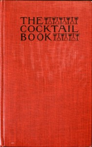 The Cocktail Book: A Sideboard Manual for Gentlemen (1926)