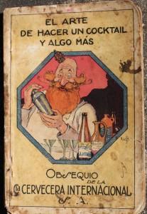 El Arte de Hacer un Cocktail y Algo Mas (1927)