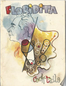 Floridita Cocktails by Constante Ribalaigua Vert (1939)